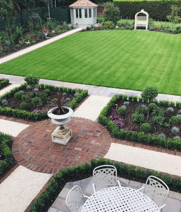 Garden Designer York Landscape Design York Astek Garden Design Build