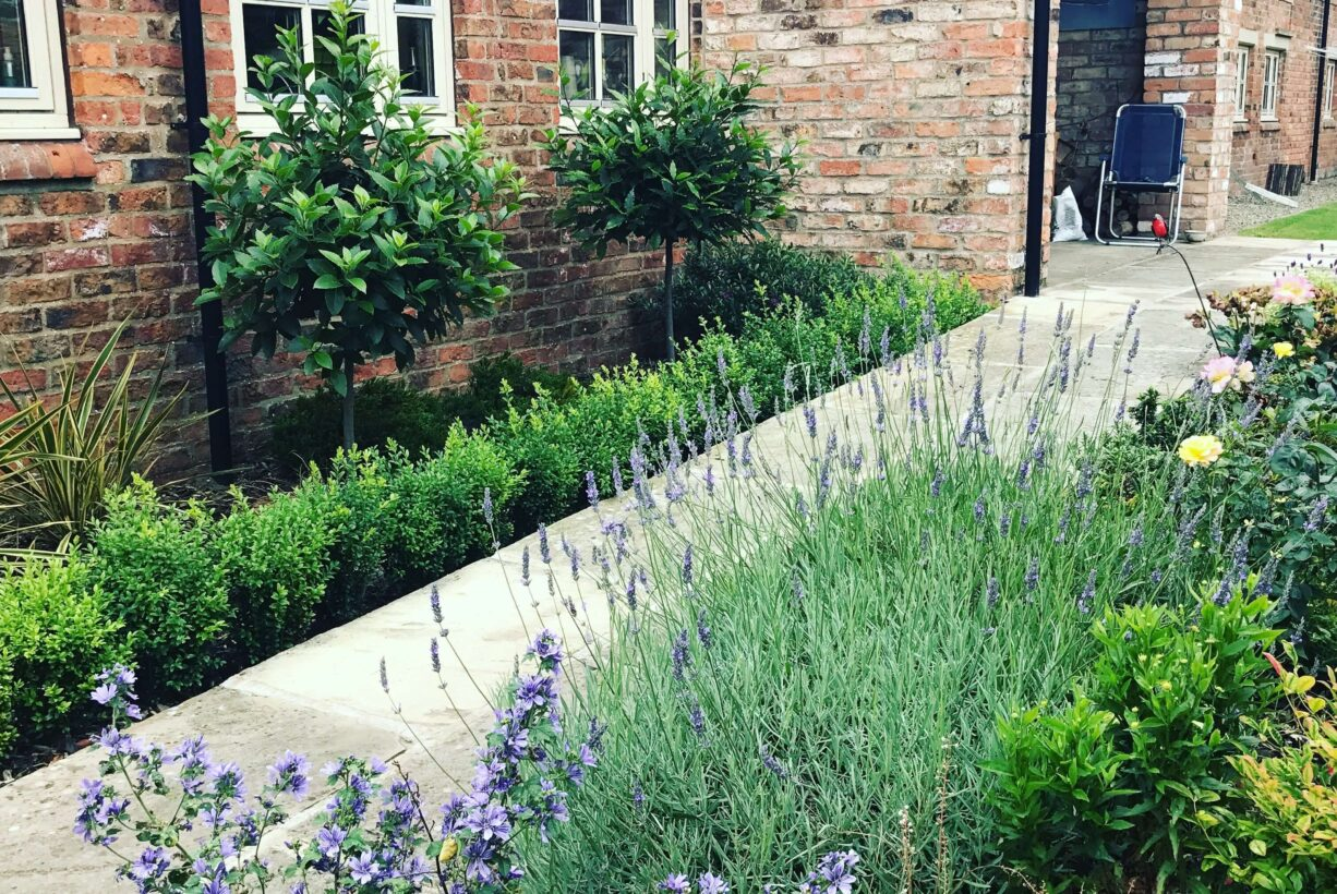 Garden Designer York | Landscape Design York | Astek ...