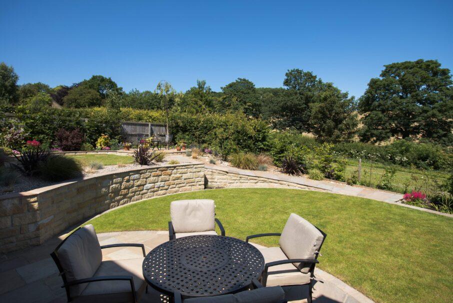 Sloping Garden Designer | Astek Garden Design & Build