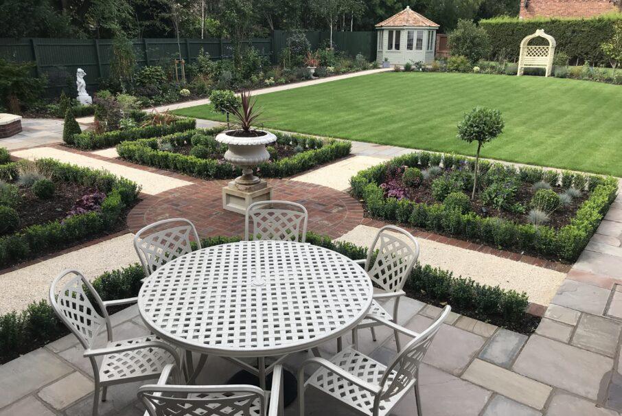 Formal Garden Designer | Astek Garden Design & Build